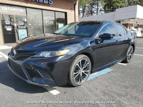2018 Toyota Camry for sale at Michael D Stout in Cumming GA