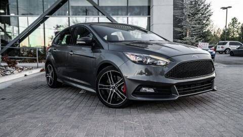 2017 Ford Focus for sale at MUSCLE MOTORS AUTO SALES INC in Reno NV