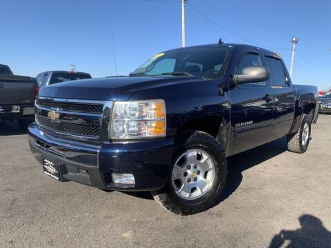 2011 Chevrolet Silverado 1500 for sale at Superior Auto Mall of Chenoa in Chenoa IL