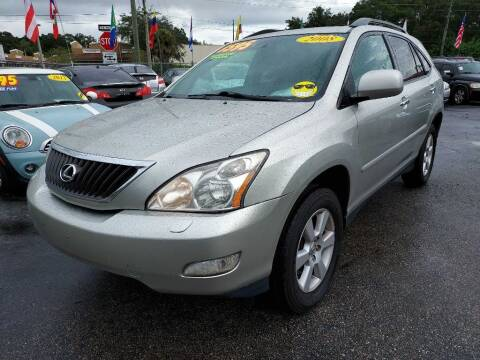 2008 Lexus RX 350 for sale at AUTO IMAGE PLUS in Tampa FL