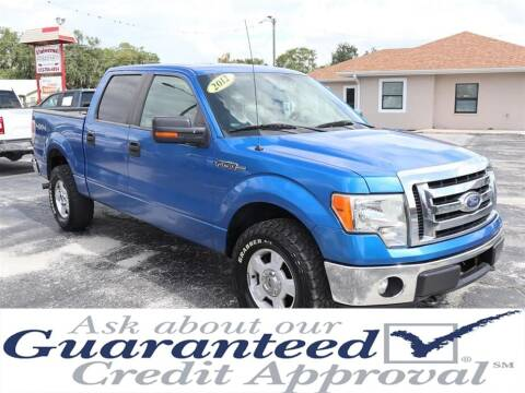 2012 Ford F-150 for sale at Universal Auto Sales in Plant City FL
