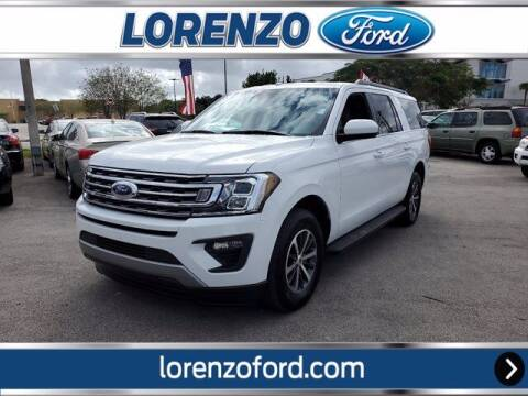 2019 Ford Expedition MAX for sale at Lorenzo Ford in Homestead FL
