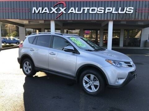 2014 Toyota RAV4 for sale at Maxx Autos Plus in Puyallup WA