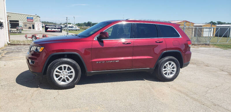 2020 Jeep Grand Cherokee for sale at RAP Automotive in Goshen IN