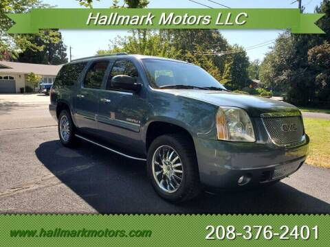 2007 GMC Yukon XL for sale at HALLMARK MOTORS LLC in Boise ID