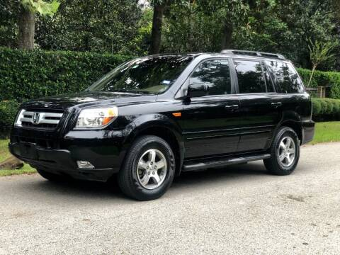 2007 Honda Pilot for sale at Texas Auto Corporation in Houston TX