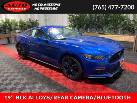 2017 Ford Mustang for sale at Auto Express in Lafayette IN