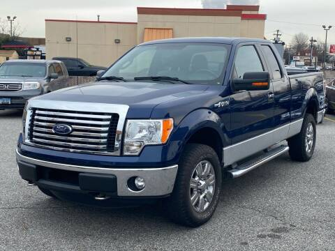 2011 Ford F-150 for sale at MAGIC AUTO SALES - Magic Auto Prestige in South Hackensack NJ