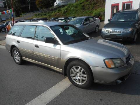 2004 Subaru Outback for sale at Ricciardi Auto Sales in Waterbury CT