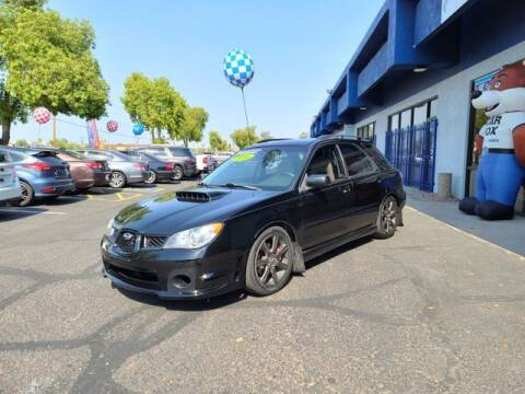 2006 Subaru Impreza for sale at Pride Motorsports LLC in Phoenix AZ