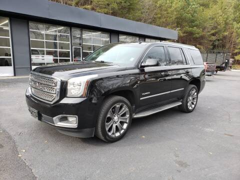 2015 GMC Yukon for sale at Curtis Lewis Motor Co in Rockmart GA