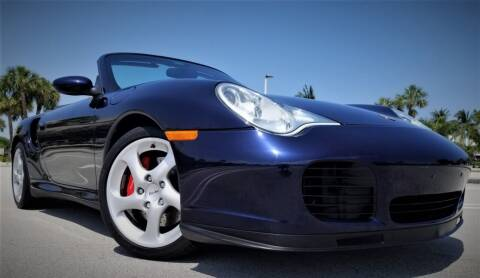 2004 Porsche 911 for sale at Progressive Motors in Pompano Beach FL