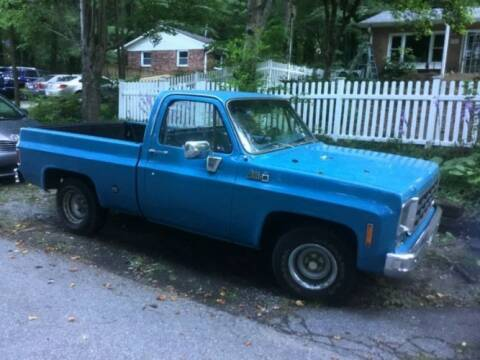 1977 GMC C/K 1500 Series for sale at Classic Car Deals in Cadillac MI