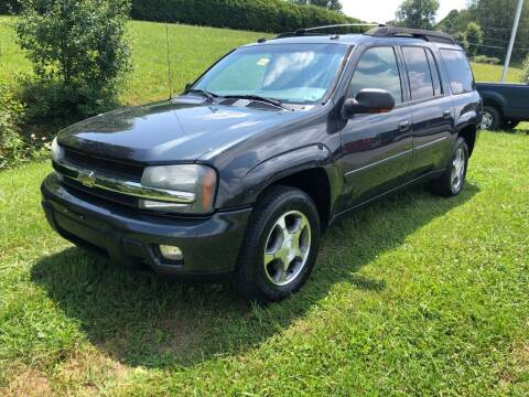 2005 Chevrolet TrailBlazer EXT for sale at Variety Auto Sales in Abingdon VA