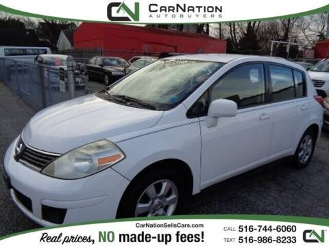 2007 Nissan Versa for sale at CarNation AUTOBUYERS, Inc. in Rockville Centre NY
