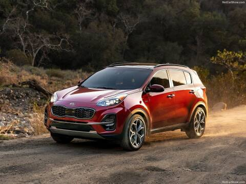 2021 Kia Sportage for sale at Xclusive Auto Leasing NYC in Staten Island NY