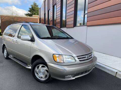 2001 Toyota Sienna for sale at DAILY DEALS AUTO SALES in Seattle WA