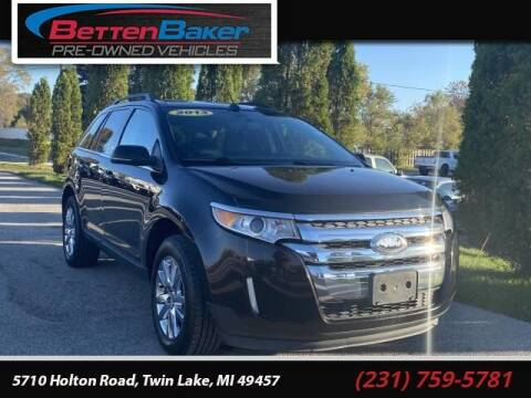 2013 Ford Edge for sale at Betten Baker Preowned Center in Twin Lake MI