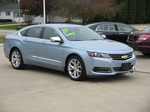 2015 Chevrolet Impala for sale at Rochelle Motor Sales INC in Rochelle IL