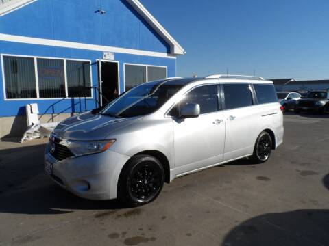 2011 Nissan Quest for sale at America Auto Inc in South Sioux City NE