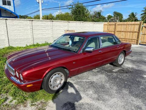 2000 Jaguar XJ-Series for sale at Prestigious Euro Cars in Fort Lauderdale FL