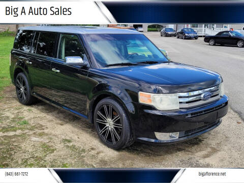 2009 Ford Flex for sale at Big A Auto Sales Lot 2 in Florence SC