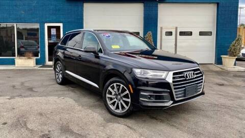 2017 Audi Q7 for sale at Saugus Auto Mall in Saugus MA