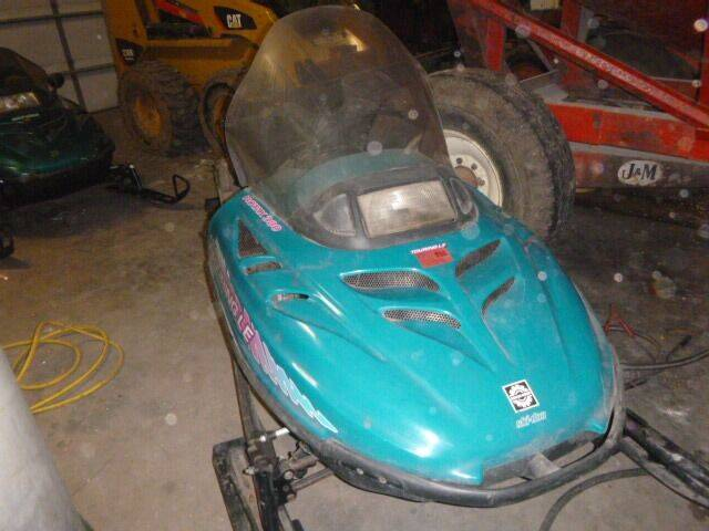 1995 Ski-Doo TOURING for sale at JIM WOESTE AUTO SALES & SVC in Long Prairie MN
