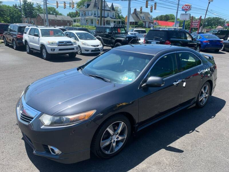 2012 Acura TSX for sale at Masic Motors, Inc. in Harrisburg PA