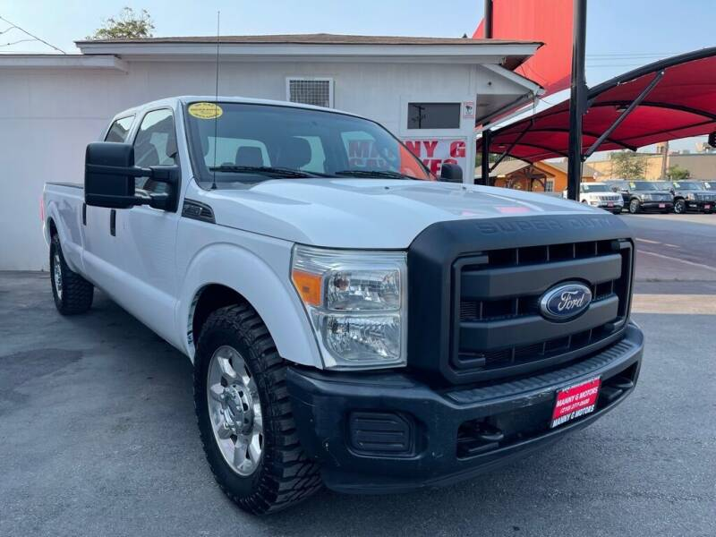 2015 Ford F-250 Super Duty for sale at Manny G Motors in San Antonio TX