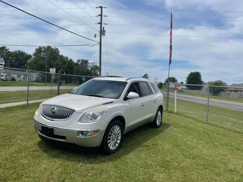 2011 Buick Enclave for sale at Cars Across America in Republic MO