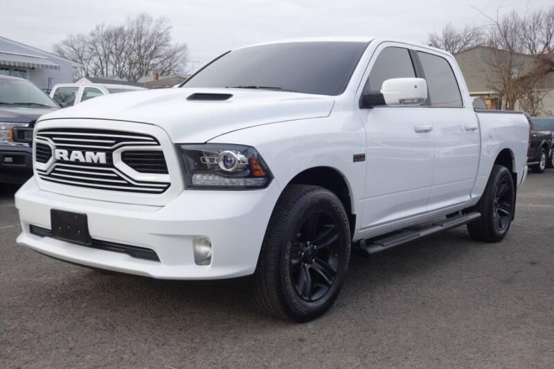 2018 RAM Ram Pickup 1500 for sale at Olger Motors, Inc. in Woodbridge NJ
