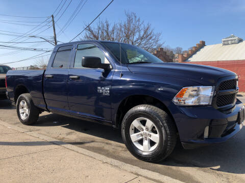 2019 RAM Ram Pickup 1500 Classic for sale at Deleon Mich Auto Sales in Yonkers NY