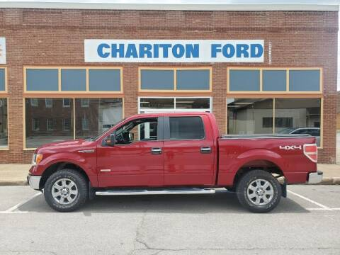 2014 Ford F-150 for sale at Chariton Ford in Chariton IA