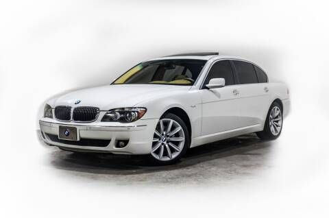 2008 BMW 7 Series for sale at CarXoom in Marietta GA