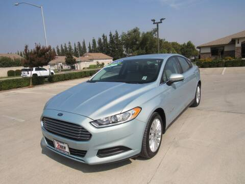 2014 Ford Fusion Hybrid for sale at 2Win Auto Sales Inc in Oakdale CA