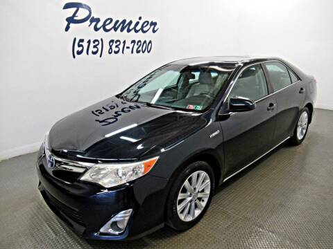 2014 Toyota Camry Hybrid for sale at Premier Automotive Group in Milford OH