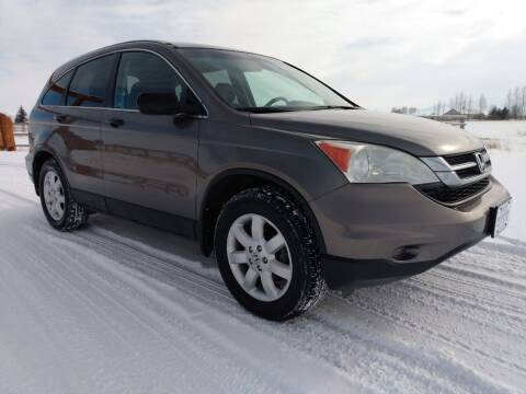 2011 Honda CR-V for sale at Kevs Auto Sales in Helena MT