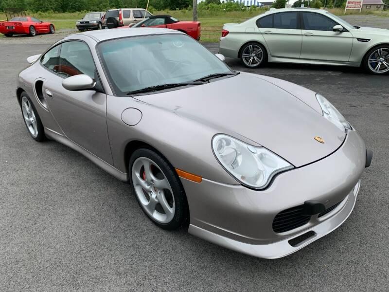 2001 Porsche 911 for sale at Hillside Motors in Jamestown KY