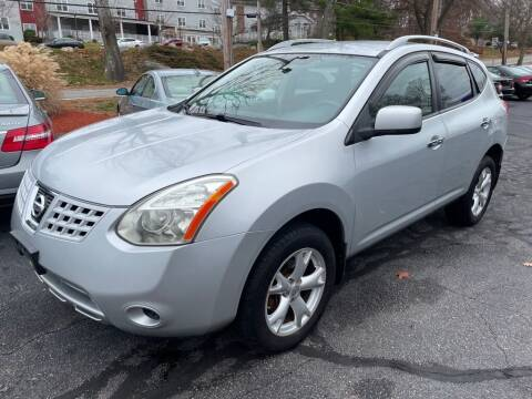 2010 Nissan Rogue for sale at Premier Automart in Milford MA