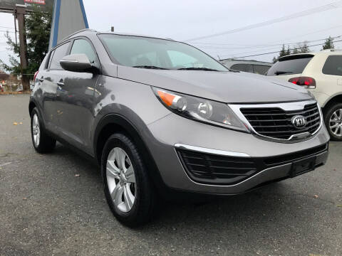 2013 Kia Sportage for sale at Autos Cost Less LLC in Lakewood WA