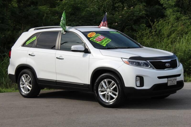 2015 Kia Sorento for sale at McMinn Motors Inc in Athens TN
