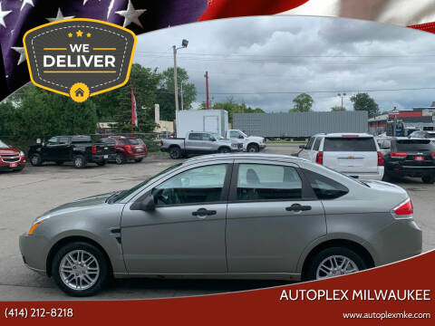 2008 Ford Focus for sale at Autoplex Milwaukee in Milwaukee WI