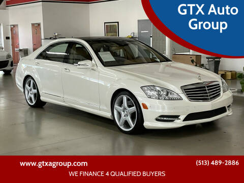2013 Mercedes-Benz S-Class for sale at GTX Auto Group in West Chester OH