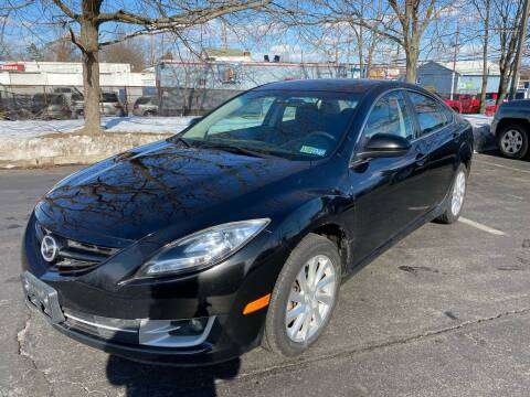 2011 Mazda MAZDA6 for sale at Car Plus Auto Sales in Glenolden PA