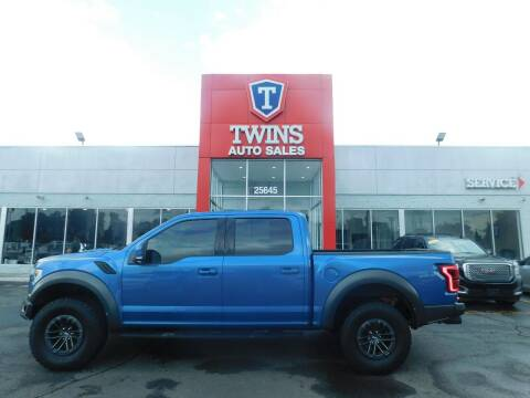 2020 Ford F-150 for sale at Twins Auto Sales Inc Redford 1 in Redford MI