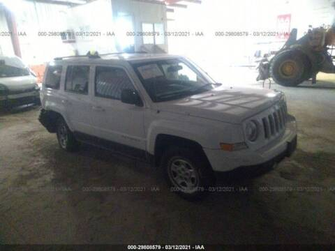 2016 Jeep Patriot for sale at STS Automotive in Denver CO
