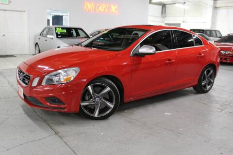 2013 Volvo S60 for sale at R n B Cars Inc. in Denver CO