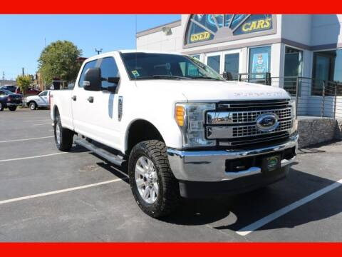 2017 Ford F-250 Super Duty for sale at AUTO POINT USED CARS in Rosedale MD