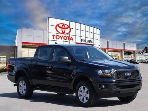 2019 Ford Ranger for sale at PHIL SMITH AUTOMOTIVE GROUP - Pinehurst Toyota Hyundai in Southern Pines NC